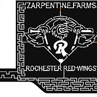 2017 Corn Maize theme Rochester Red Wings